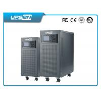 China 120V / 208V / 240Vac 2 Phase Double Conversion Online UPS Power Supply with PF 0.99 wholesale