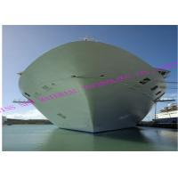 China Half Glazed Luster Marine Boat Paint / Epoxy Marine Paint For Fiberglass Boats wholesale
