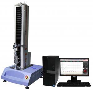 China Servo Control Electronic Universal Testing Machine 5KN Capacity ASTM D3330 wholesale