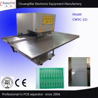 China Mini Robust Simple PCB Cutters PCB Depaneling Equipment For Led Lighting wholesale