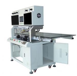 China Pulse Heat Large Size Acf LED TV Bonding Machine Touch Screen Button Operation wholesale