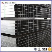 China Demand exceeds supply Q195 cold rolled square tube hot dip galvanized steel Structure pipe on sale
