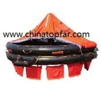 China Liferaft,davit launch liferaft,buoyant apparatus, personnel transfer basket, vertical escape chute of marine evacuation wholesale