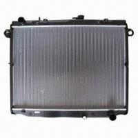China Car Radiator for Various Cars, with High Standard and First Grade Material wholesale