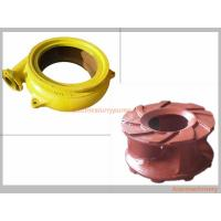 China Diferent Color Stainless Steel Slurry Pump Parts Slurry Pump Expeller OEM / ODM Available wholesale