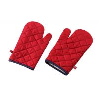China new style cotton oven mitts Kitchen Heat Protection Oven Mitt wholesale