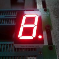 "China 1.0 "" Common Cathode Seven Segment Display For Elevator Position Indicator wholesale"