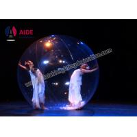 China Inflatable Bubble Ball Water Zorb Ball Big Inflatable Ball You Can Get In Dancer on sale