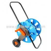 China Garden Water Hose Reel Cart With Capacity 45M 12MM Hose on sale