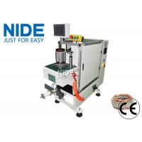 China Programmable automatic stator end coil lace machine Single working station wholesale