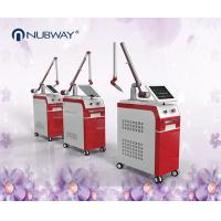 China latest 6ns short pulse width pigmentation removal nd yag laser tatoo removal machine wholesale