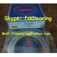 China NSK 81209M Thrust Roller Bearings 45 × 73 × 20mm for Lifting Mechanism wholesale