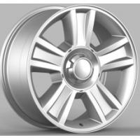 China Aluminum alloy wheel Chrome finish wholesale
