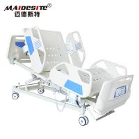 China I01 Five Functions Luxury Multi-Function ICU Electric Hospital Bed Load Capacity 250KG wholesale
