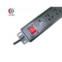 China Customized High Performance Outlet And Usb Surge Protector For Power Supply System wholesale