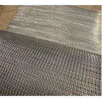 China Food Grade Wire Conveyor Belts Stable Chain Drive Argon Welding For Biscuit wholesale