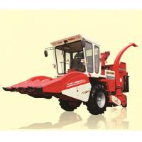 China Super Quality 4YZ-4AH Corn Combine Harvester on sale