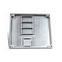 China CNC Machining Extruded Aluminum Case With Drilling / Milling / Tapping wholesale