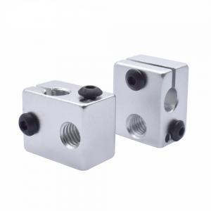 China 16*12*20mm E3D V6 Aluminum Heat Block for 3D Printer Makerbot wholesale