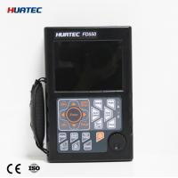 China High Resolution Digtal Ultrasonic Flaw Detector 130dB A scan B Scan FD550 wholesale
