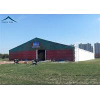 China Resist Bad Weather Outdoor Sports Tents With Clearspan Structure wholesale