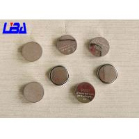 China CR1620 CR1220 CR2032 CR2450 Lithium Coin Battery , Customized  Battery Cr1632 3v wholesale
