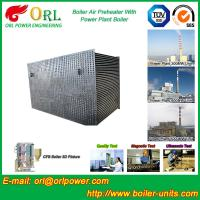China 80 Ton Gas Boiler Air Preheater In Thermal Power Plant , Air Pre Heater wholesale