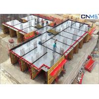 China Recycled Construction Material Tunnel Formwork System Steel Plate Face Panel wholesale