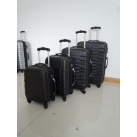 China 2014 hot sell abs travel trolley luggage set on sale