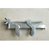 China Durable Concrete Wall Form Accessories Doka Frami Clamp For Aligning Panel Formwork Systems wholesale