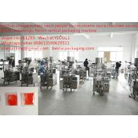 China New design vinegar Vertical Form-Fill-Seal Packing Machine wholesale