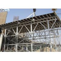 China Light Weight Flying Table Formwork , Concrete Slab Systems Longer Life Span wholesale