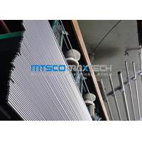 China Bright Annealed Surface Duplex Steel Tube Straight Length Cold Rolled Tube wholesale