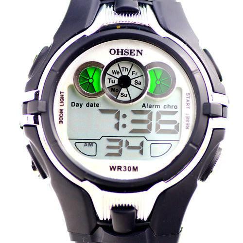digital waterproof watches of item 99814919