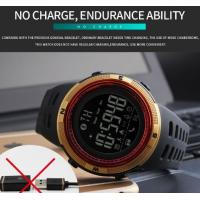 Quality Skmei Bluetooth Waterproof 50M Smart Sport Watches Compatible IOS and Android 1250 for sale