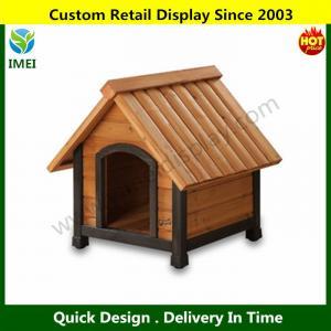 China Frame Dog House with Dark Frame wholesale