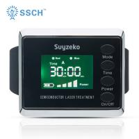China Soft Iaser Therapy Watch Laser Therapy To Reduce High Blood Pressure High Cholesterol wholesale