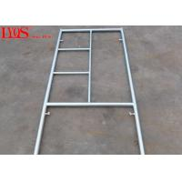 "China Cross Bracing Single Ladder Frame Scaffolding Quick Lock Pins 3'×5'7"" Size wholesale"