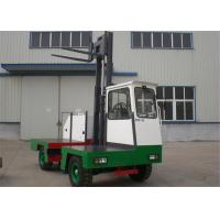 China Professional 3 Stage Mast Side Loader Forklift , Material Handling Machine wholesale