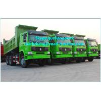 China Unloading Sinotruk HOWO 6x4 Tipper Truck Heavy Duty Dump Truck 336HP wholesale