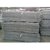 Quality Rock Filled Gabion Wire Mesh , Garden Fence Hexagonal Wire Netting Zinc Coating for sale