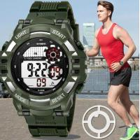 Quality Wholesale Synoke Men Multifunction Outdoor Chronograph Watrproof Alarm Sport Watch Hiking Watch 9468 for sale