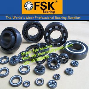 China Low Price Si3N4 Hybrid Ceramic Bearings 6200 6201 6202 6203 6204 6205 6206 6207 6208 wholesale