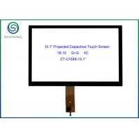 China Touch Screen Lcd Panel For Touch Handheld Devices , 16:10 COF Type GT928 Controller wholesale