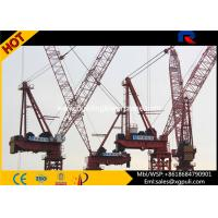 China 400 Span Luffing Fixed / Movable Jib Crane Freestanding Height 50M wholesale