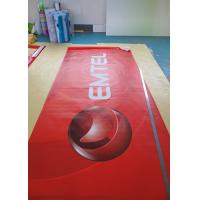 Quality Roll Up Retractable Display Banners For Trade Shows Injet / Digital Printing for sale