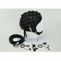 China Low Impedance Research Use EEG Cap For Stable Precisely EEG Singals wholesale