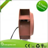 China Brushless DC Cooling Fan , Backward Curved Centrifugal Fan For Air Conduit wholesale
