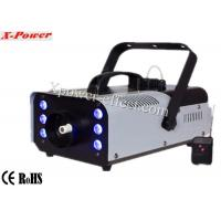 China 900W 3 In1 RGB LED Fog Machine With Remote Control Thermal Fog Machine    X-026 wholesale