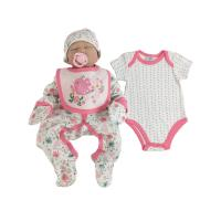 5pcs Baby Girl Romper Set Newborn Baby Clothes For Autumn OEM Service